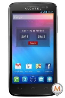 فایل فلش Alcatel One touch 5035D