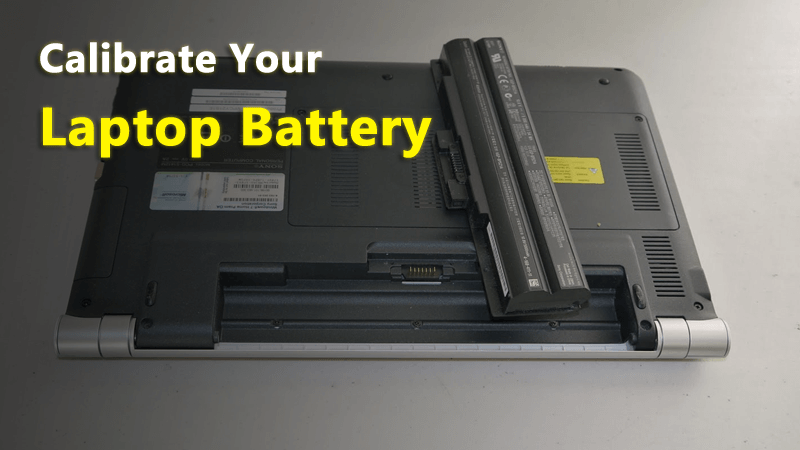 Calibrate-Laptop-Battery