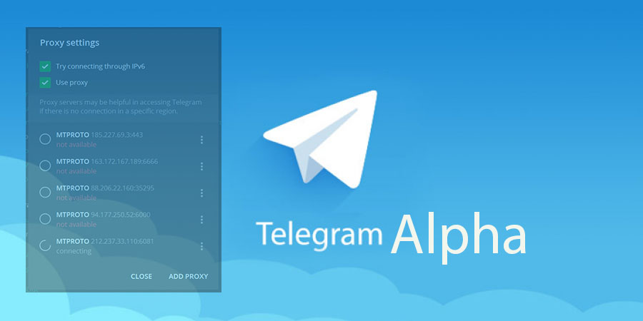 Telegram-Alpha