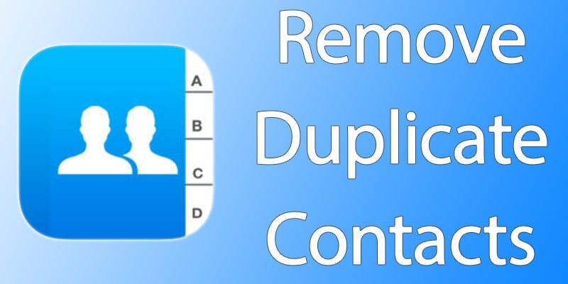 remove-duplicate-contacts